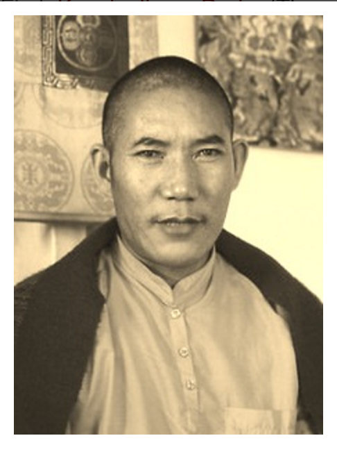 Chamtrul Rinpoche